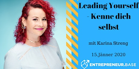 Leading Yourself - Kenne dich selbst Tickets