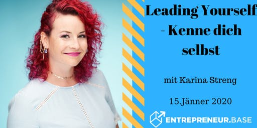 Leading Yourself - Kenne dich selbst