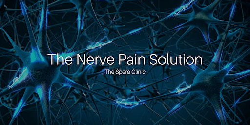 The Nerve Pain Solution | FREE Webinar Event with Dr. Katinka van der Merwe