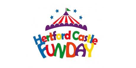 Hertford Castle Fun Day tickets