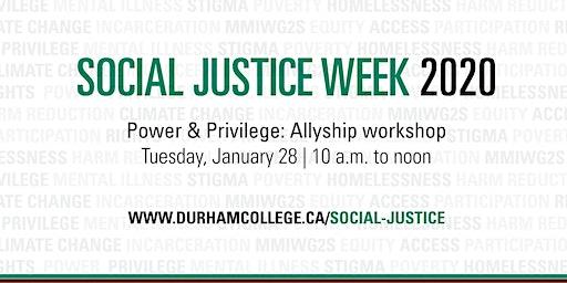 Power & Privilege: Allyship workshop