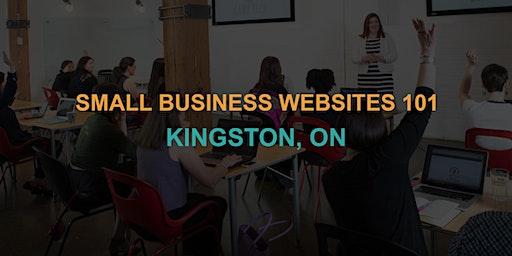 Small Business Websites 101: Kingston workshop