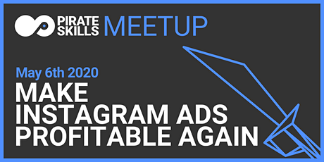 Make Instagram Ads Profitable Again | Meetup billets