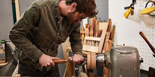 Wood Lathe Induction