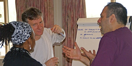 Breakthrough Collaboration: convert conflict to co-creativity tickets
