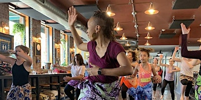 West African Dance Class @ Sing Sing **** Brewery