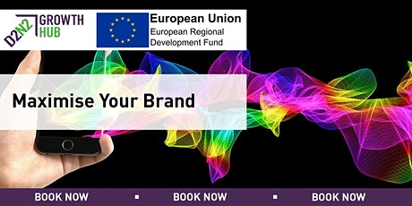Maximise Your Brand  tickets