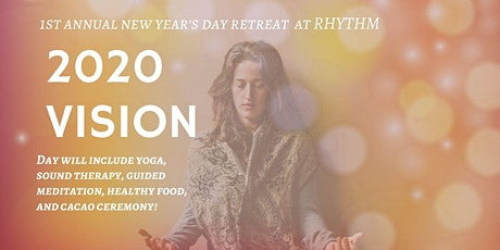 2020 Vision: New Year's Day Retreat tickets