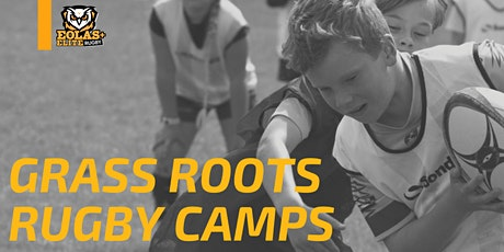 Half Term GrassRoots Rugby Camp - OPM RFC tickets