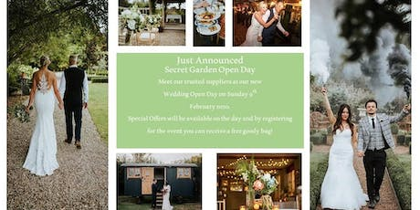 Wedding Open Day - Sunday 9th February 2020. Venue, Suppliers and Catering  tickets