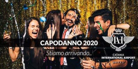 CAPODANNO   CATANIA INTERNATIONAL AIRPORT HOTEL - 31 Dicembre 2019 biglietti