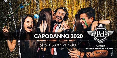 CAPODANNO | CATANIA INTERNATIONAL AIRPORT HOTEL - 31 Dicembre 2019 biglietti