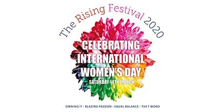 The Rising Festival 2020 - Celebrating International Women's Day tickets