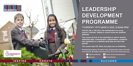 Leadership Development Programme tickets