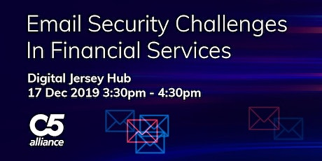 Email Security Challenges in Financial Service tickets