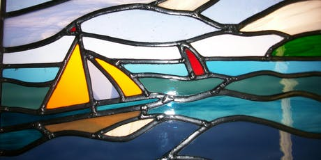 Stained Glass Workshop - Beginners / Intermediate students tickets