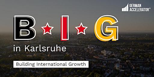 B•I•G in Karlsruhe