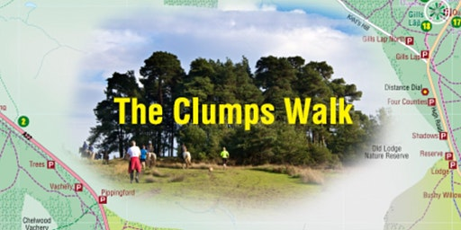 The Clumps Sponsored Walk