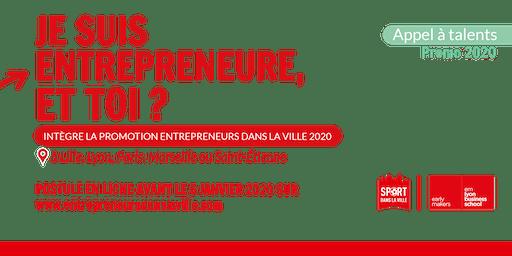 Prêt à te lancer ?  Accélère ton projet entrepreneurial !
