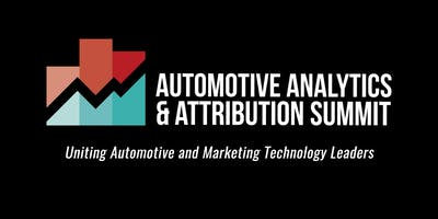 2020 Automotive Analytics & Attributions Summit