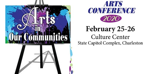 2020 West Virginia Arts in Our Communities Conference