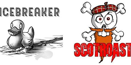 Icebreaker Comedy Night - Scot Roast Special tickets