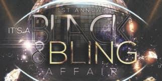 It's a Black & Bling Affair