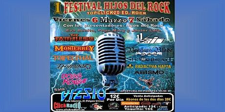 I Festival Hijos del Rock entradas