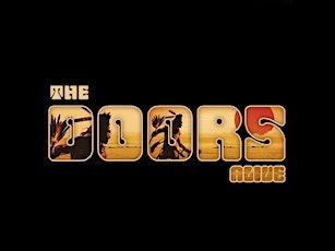 The Doors Alive tickets