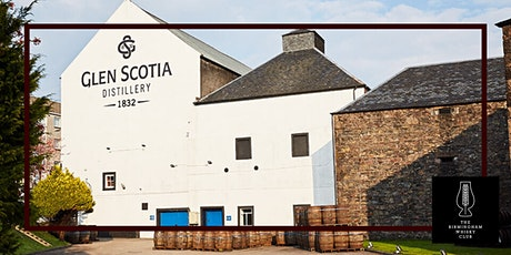 Tasting Event :: An Evening with Glen Scotia  tickets