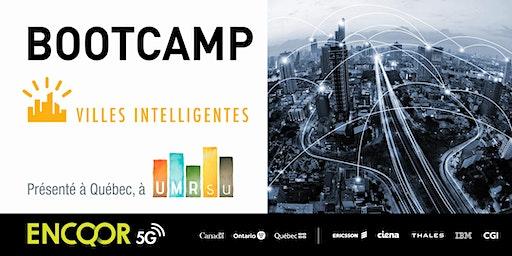 Bootcamp 5G et Villes Intelligentes (2ème édition)