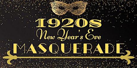 A 1920s Masquerade Ball tickets