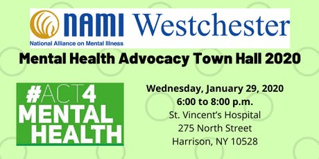 2020 Advocacy Town Hall  tickets
