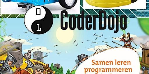 Coderdojo: werkplaats voor programmeren
