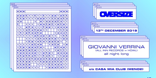 OVERSIZE_w_Giovanni Verrina all night long