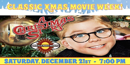 A CHRISTMAS STORY -- Saturday, Dec. 21st at 7:00 pm