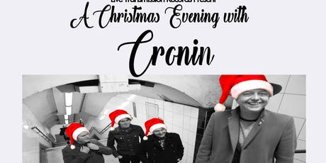 A Christmas Evening with Cronin tickets