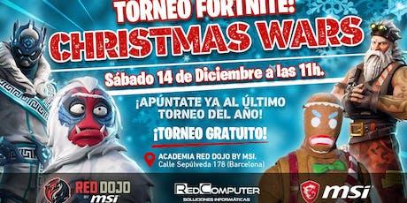 Torneo Fortnite: Christmas Wars entradas