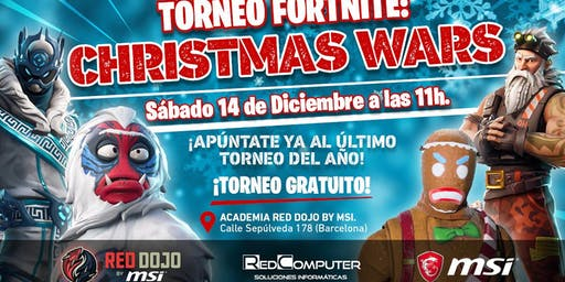 Torneo Fortnite: Christmas Wars