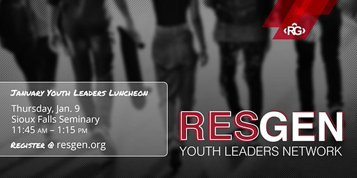 Res Gen Youth Leaders Luncheon