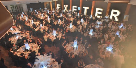 Exeter Living Awards 2020 tickets