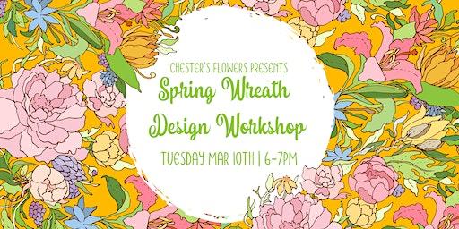 Spring Wreath Design