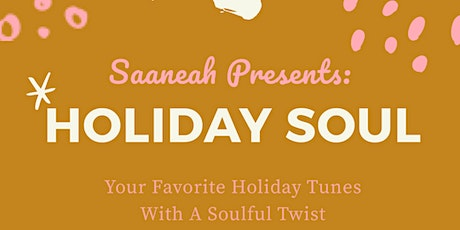 Holiday Soul 2019 tickets