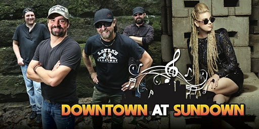 Downtown at Sundown: Davisson Brothers Band & Haley Brooke
