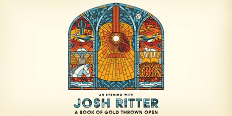 An Evening With Josh Ritter: A Book Of Gold Thrown Open tickets