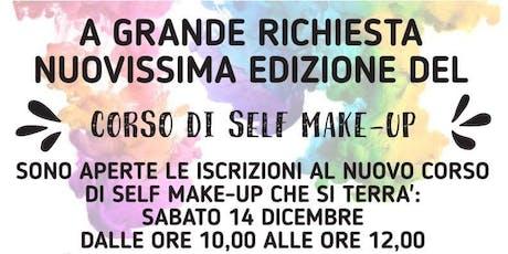 Corso Di Self Make-Up biglietti