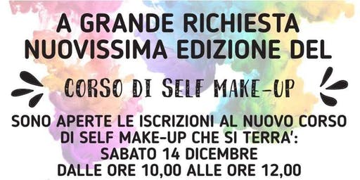 Corso Di Self Make-Up