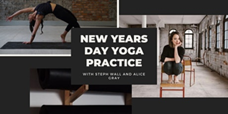 New Year's Day Yoga with Steph and Alice tickets