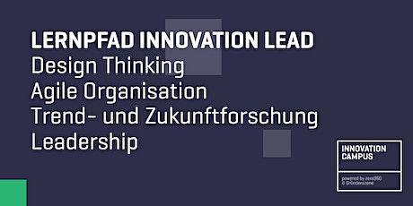 Innovation Campus: Lernpfad - Innovation Lead Tickets