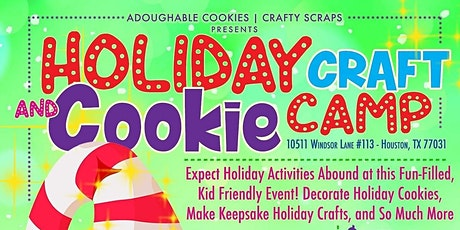 Holiday Craft and Cookie Event tickets